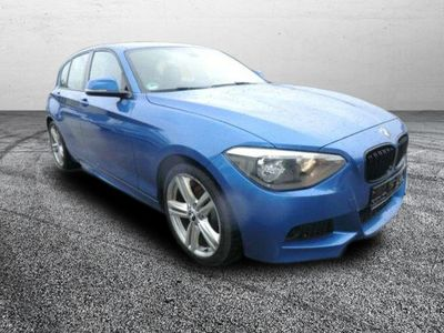 gebraucht BMW 120 d M-SPORTPAKET Leder / Navi