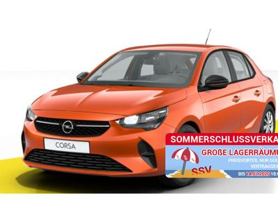 gebraucht Opel Corsa F 1.2 75 Edition AudioMultimedia DAB in Kehl