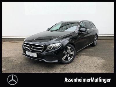 gebraucht Mercedes E350 T-Modell **6d-TEMP/Avantgarde/COMAND/LED