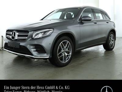gebraucht Mercedes GLC250 4M AMG Line AHK LED High E Heck Navi