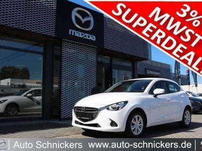 gebraucht Mazda 2 SKYACTIV-G CENTER-LINE+KLIMA+DIENSTWAGEN