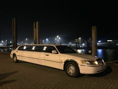 gebraucht Ford Lincoln TauscheTowncar Stretchlimo 4.6l V...
