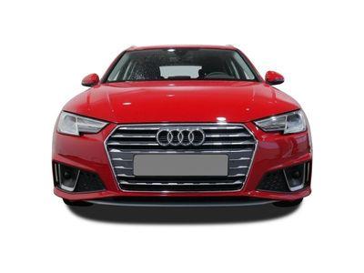 gebraucht Audi A4 Avant S line 35 TDI design MMI Navi plus, Euro