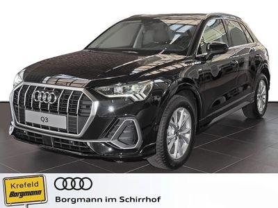 gebraucht Audi Q3 35 TFSI S tronic S line MMI Navigation plus LED KLIMA ALU
