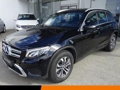 gebraucht Mercedes GLC220 d 4M *LED*Parktonic*Tempomat*Sitzheizung