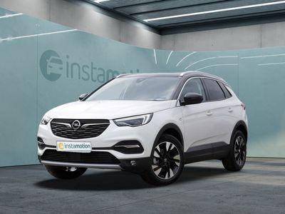 gebraucht Opel Grandland X 1.6 Turbo Ultimate SHZ SITZBELÜFTUNG
