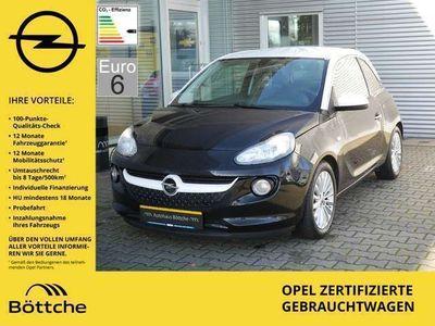 gebraucht Opel Adam 1.4 120 Jahre KLIMA PDC SHZ INTELLILINK EU6