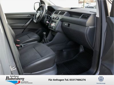 gebraucht VW Caddy Maxi Commerce Kastenwagen/Maxi EcoProfi