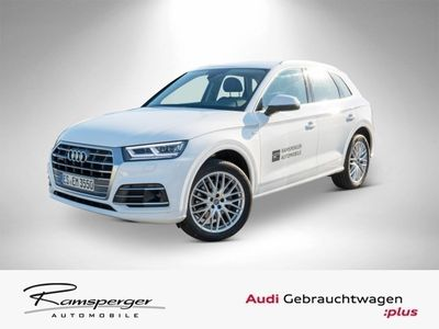 gebraucht Audi Q5 sport 40 2,0 TDI quattro ACC S line selection