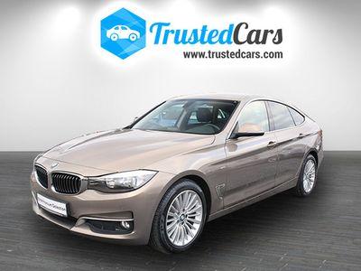 gebraucht BMW 320 Gran Turismo d Luxury Line