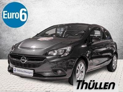 gebraucht Opel Corsa Active 1.2 3-tg Bluetooth Klima