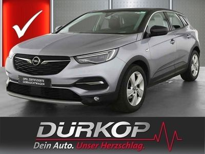 gebraucht Opel Grandland X INNOVATION 2.0 D Autom.*177 PS*Panoramadach/AGR-Si
