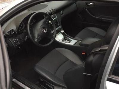 gebraucht Mercedes CLC200 CDI MOPF Automatik