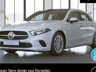 gebraucht Mercedes A250 Pano Navi Premium LED AHK Spurhalt-Ass PTS