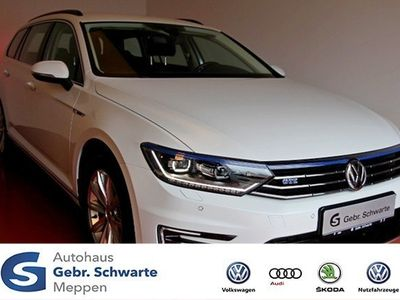 gebraucht VW Passat Variant 1.4 TSI Hybrid GTE ACC Navi LED