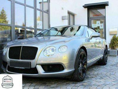 gebraucht Bentley Continental GTC V8 / DAB / 21 ZOLL / KAMERA