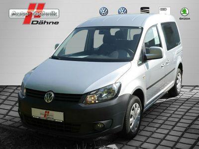 gebraucht VW Caddy Kombi Trendline KLIMA NAVIGATION