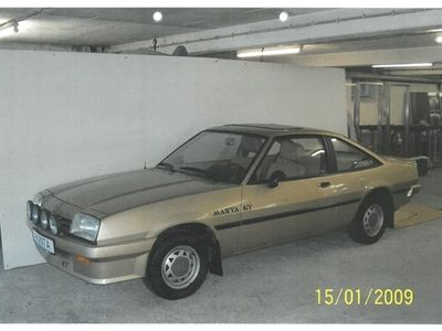 gebraucht Opel Manta