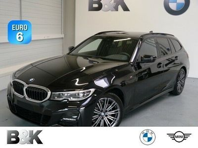 gebraucht BMW 320 d xdrive Touring M Sportpaket, Live Navi
