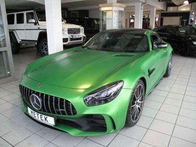 gebraucht Mercedes AMG GT R Burmester COMAND Carbon