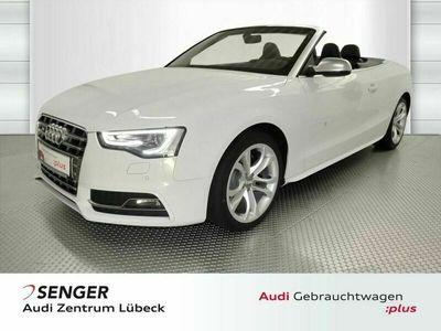 gebraucht Audi S5 Cabriolet quattro Leder B&O Navi Sitzheizung Fahrzeuge kaufen und verkaufen