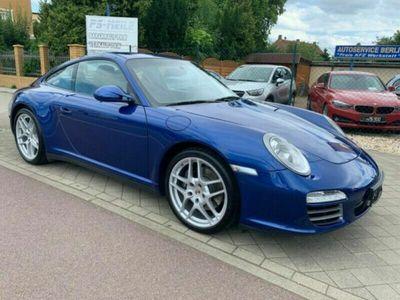 gebraucht Porsche 911 Carrera 4 997Coupe, Schalter, Navi,beheizb.Lenkrad