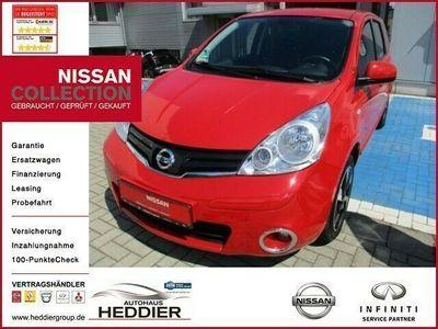 gebraucht Nissan Note I-Way 1.6 81KW(110PS) Automatik, Klimaautom