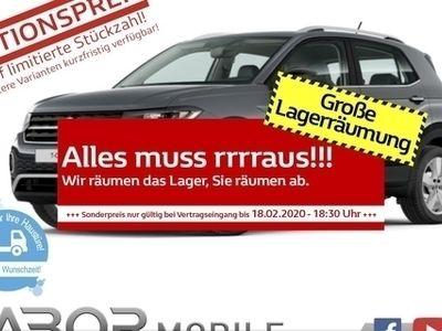 gebraucht VW T-Cross - 1.0 TSI 116 DSG Style LED AppC ACC PDC