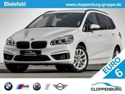 käytetty BMW 220 Gran Tourer i Advantage LED NAVI TEMPOMAT -