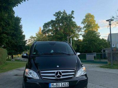 gebraucht Mercedes Viano 3.0 CDI DPF lang Automatik Avantgarde ...