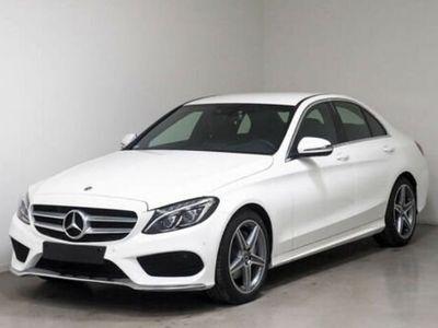 gebraucht Mercedes C180 AMG GARMIN®+LED+PTS+SHZ+KLIMA+Kurvenlicht+