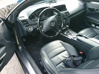 gebraucht Mercedes 350 CDI Coupe Garantie