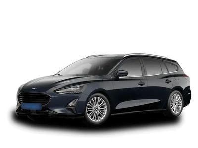 gebraucht Ford Focus Turnier TITANIUM X (D6) 1.0 EcoBoost MH...