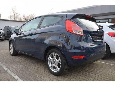 gebraucht Ford Fiesta SYNC-EDITION WINTER-PAKET