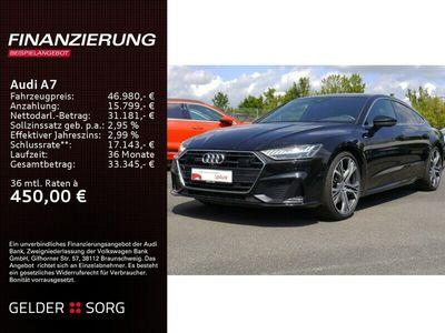 gebraucht Audi A7 Sportback 55 TFSI qu. Matrix*TopView*Leder*