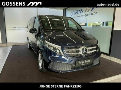 gebraucht Mercedes V220 d Lang +COMAND+LED+SHZ+PTS+RFK+ COMAND APS/Autom.