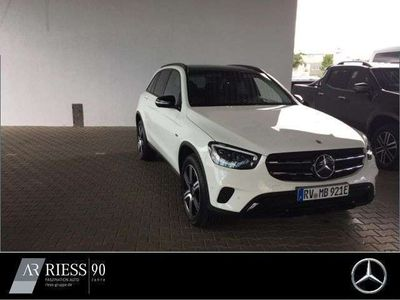 gebraucht Mercedes GLC300 de 4MATIC Fahrassist.+Pano.-Dach+Night