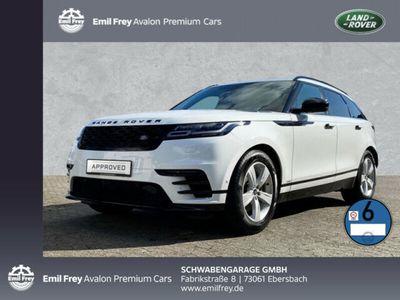 gebraucht Land Rover Range Rover Velar 3.0d R-Dynamic SE Luftfederung+P