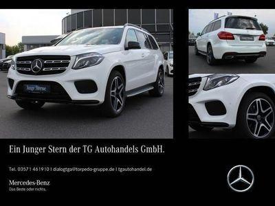 gebraucht Mercedes GLS350 d 4M 2x AMG Line 360°+AHK+SHZ+LED+21''