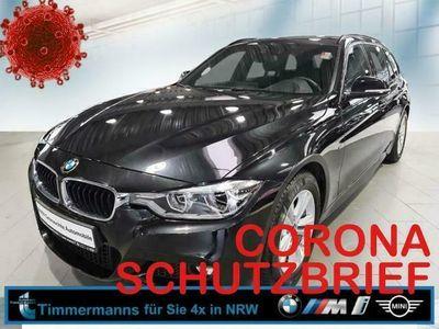 gebraucht BMW 320 d Touring Aut. Head-Up Sportsitze PDC
