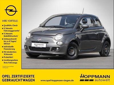 gebraucht Fiat 500S 1.2 8V