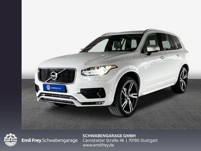 gebraucht Volvo XC90 D5 AWD R-Design IntelliSafe Surround AHK...