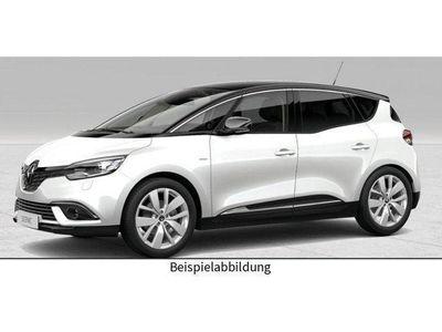 gebraucht Renault Scénic TCe140 Limited Navi/3D.Sound alu20 P.sen klimaut K.card Sicht/Safty/Comfort.P