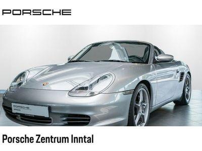 gebraucht Porsche Boxster (986) 550 Spyder | Unfallfrei |