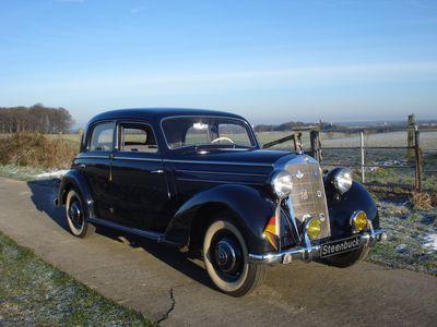 gebraucht Mercedes 170 - Elegante Limousine