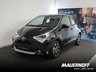 gebraucht Toyota Aygo x-play Club | Kamera | Multimedia-Audiosystem