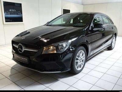 gebraucht Mercedes CLA180 Shooting Brake Navi+KEYLESS+PTS+SHZ+KLIMA+Regensenso