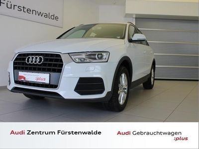 begagnad Audi Q3 1.4 TFSI cylinder on demand 110 kW (150 PS) S tronic