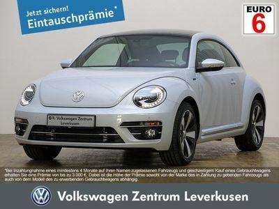 gebraucht VW Beetle Cabriolet 1.4 TSI Allstar DSG LEDER KLIMA - Leder,Klima,Alu,Servo,