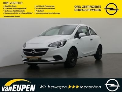 gebraucht Opel Corsa E Selection 1.2 - Klima,Radio,PDC,Elek.FH,Elek.Außensp,ZV